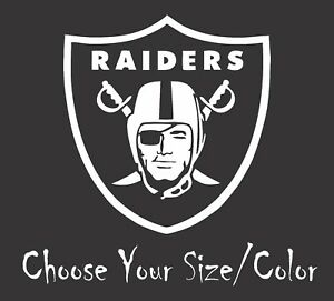 Oakland-Raiders-Football-Vinyl-Decal-Sticker-for-NFL-Car-Truck-Window-Yeti-Rtic