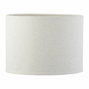 Verve Design DUSK BARREL LAMP SHADE Linen Fabric *Aust Brand- Small Or Medium