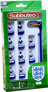 Inghilterra, il nuovo SUBBUTEO calcio soccer gioco di squadra Paul Lamond