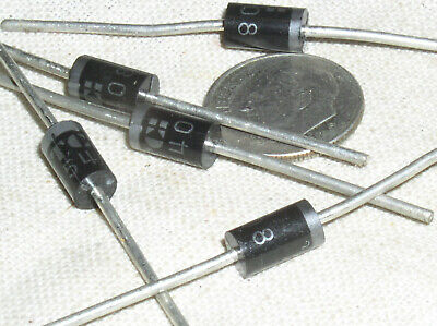 LOT 1N5408 3A 3 Amp 1000V Diodes Axial 30