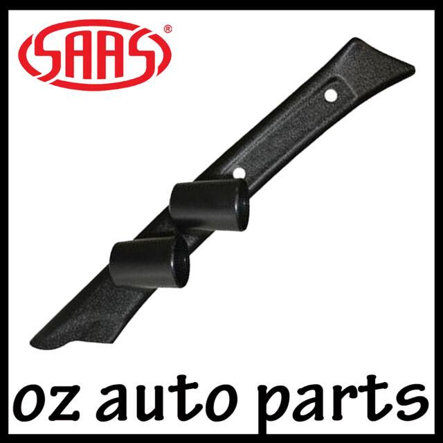 SAAS Pillar Pod Holder Gauge Mount Black Toyota Landcruiser 80 Series 1990-1998