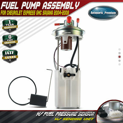 Electric Fuel Pump Assembly Fits 2004-2008 Chevy Express 1500 2500 3500 E3678M
