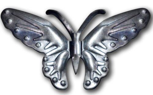 Schmetterling Deko 60x105mm Motiv Zierelemente für Kunstschmiede 076 Drehtore