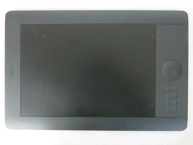 DRIVER UPDATE: WACOM INTUOS5 TABLET