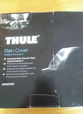 Thule Chariot Chinook 2 Rain Cover for stroller | eBay