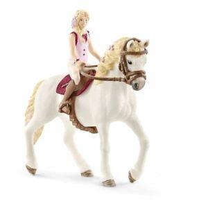 Schleich-42515-Sofia-amp-Bluehen-Verein-Pferd-Figur-42515