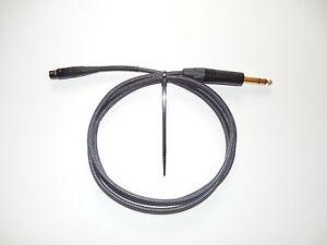 New-1-4-Gold-AKG-Headphone-Cable-K702-K271s-K141s-K171s-K240s-Hi-Fi-Audiophile