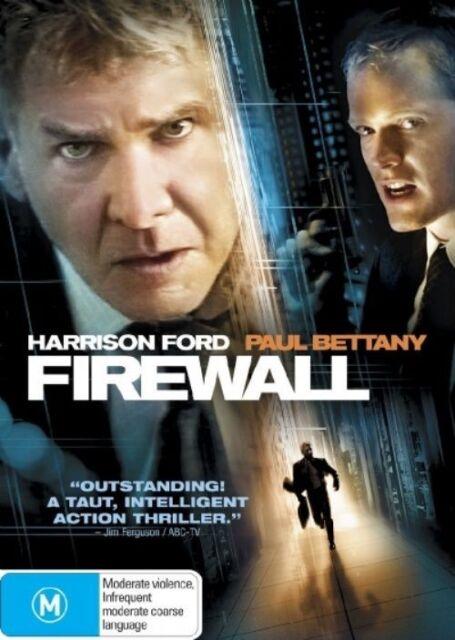 Firewall (DVD, 2006) Region: 4