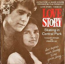 """Love Story (Theme) - BO Francis Lai - Vinyl 7"""" 45T (Single)"""