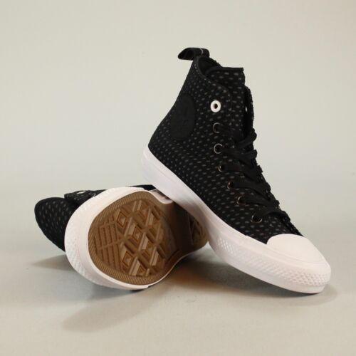 Size Converse wht 4 Black 6 thunder Box In Ii 7 Hi thunder Blk Ct 5 white Trainers Uk As New TqxT0ngOP