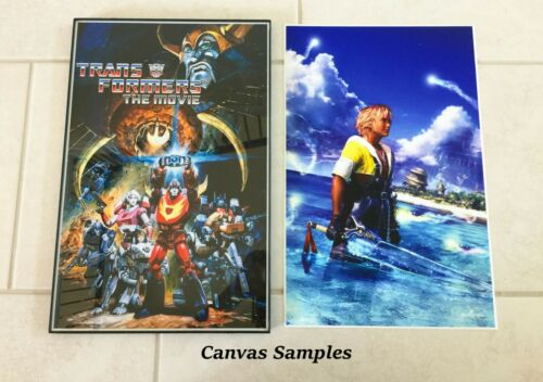 RGC Huge Poster MMN019 Mega Man Retro Art NES SNES 1 2 3 4 5 6 7 8 9