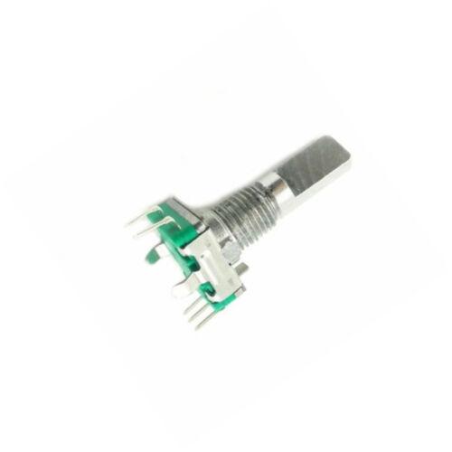 5PCS Rotary encoder with switch EC11 Audio digital potentiometer handle 20mm