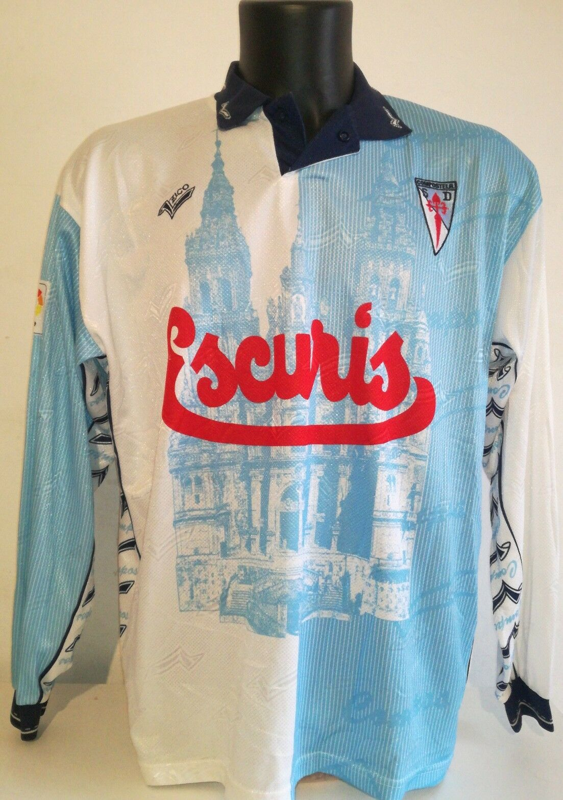Camiseta Shirt Vintage Retro Campostela S.D