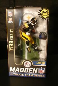 1b8cc590f41 McFarlane Madden 19 S2 NFL Leveon Bell Steelers 7