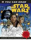 You Can Draw  Star Wars by Bonnie Burton (Hardback, 2007)
