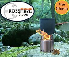 Camping Hiking Survival Stove - Light Weight Camping and Backpacking Stove