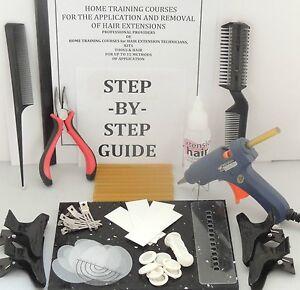 Pistolet-a-colle-COMPLET-DIY-Kit-de-depart-INSTRUCTIONS-POUR-APP-enlevement