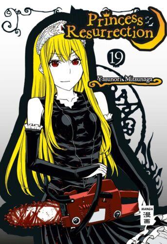 1 von 1 - Princess Resurrection 19 von Mitsunaga, Yasunori