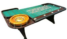 95 inch Professional Roulette Table with 20 inch solid wood wheel