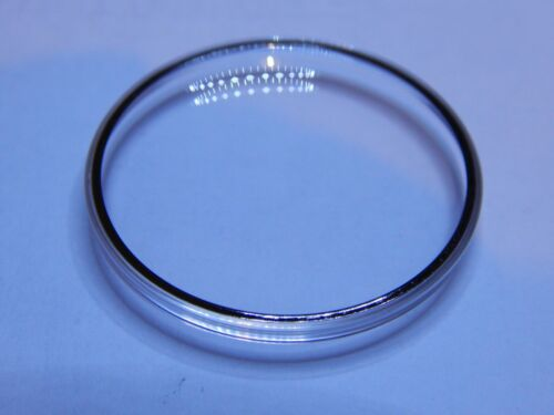 CWC NATO G10 ARMOURED REPLACEMENT GLASS CRYSTAL GILT TENSION RING CHROME REPAIR
