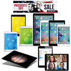 Refurbished iPad Air 1/2,mini,2,3,4 iOS Retina WiFi/Sprint/AT&T-Mobile/Verizon