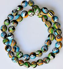 "24"" Strand Face Beads from the African Trade"