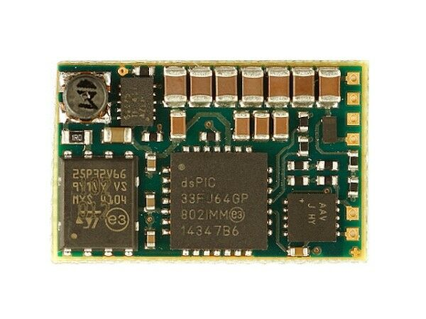 Doehler & Haass SH10A Fahrzeugsoundmodul für SUSI ohne Anschlusskabel