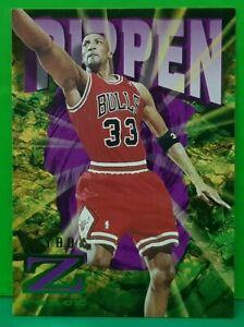 Scottie Pippen regular card 1996-97 Skybox Z-Force #13