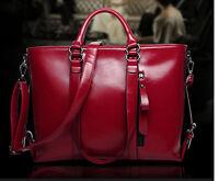 Women PU Leather Handbags Shoulder Messenger Bags Satchel Tote Purse Bags