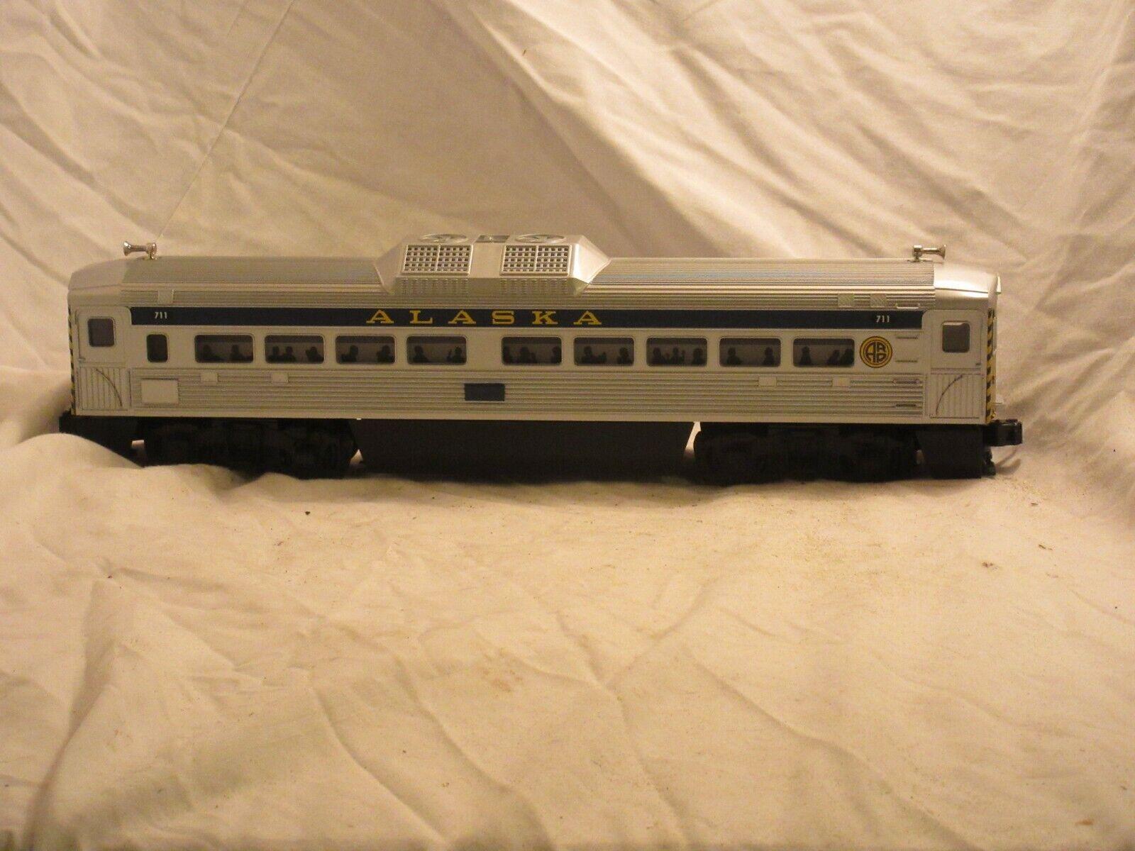 Lionel Alaska 711 O Gauge RDC Budd Railauto