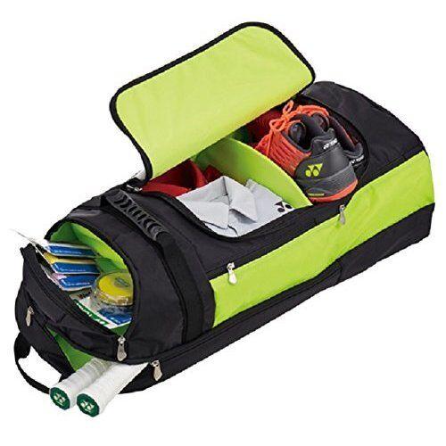 Yonex Tennis Racket Backpack For Two Rackets Bag1729 Black 2017 Model Ebay
