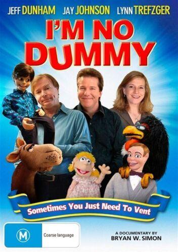 1 of 1 - I'm No Dummy (DVD, 2011)-REGION 4-Brand new-Free postage