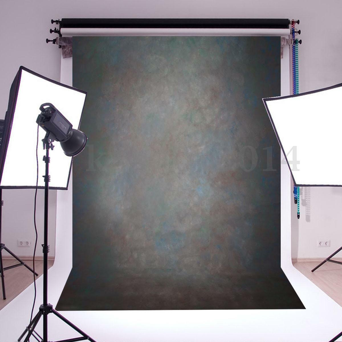 5x5FT Vinyl Photo Backdrops,Pink,Bushes and Wheat Field Photoshoot Props Photo Background Studio Prop