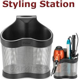 Image Is Loading Styling Station Polder Hair Straightener Hair Dryer Holder