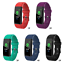 Smart-Watch-Bracelet-Wristband-Fitness-Heart-Rate-BP-Monitor-iPhone-Android thumbnail 3