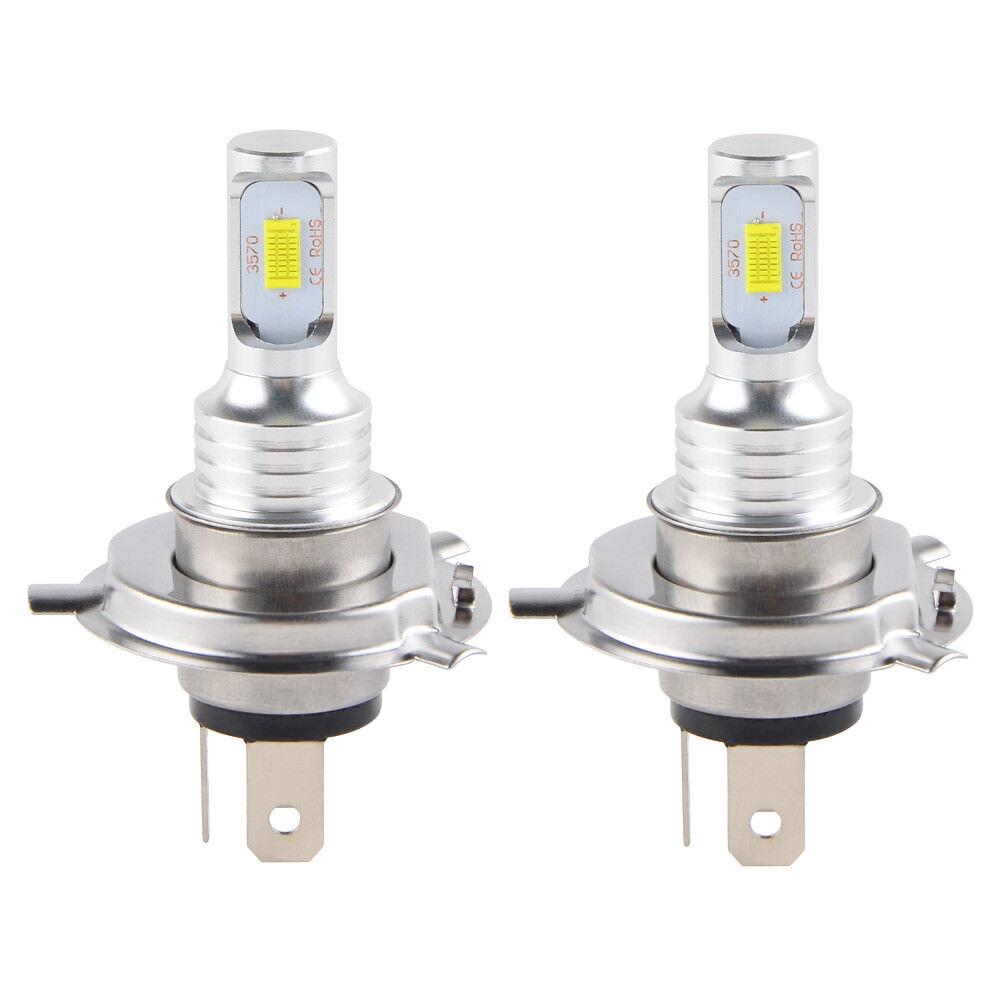 Bosch H4 Halogen Headlight Bulb fits Moto Guzzi V7 Classic 2009