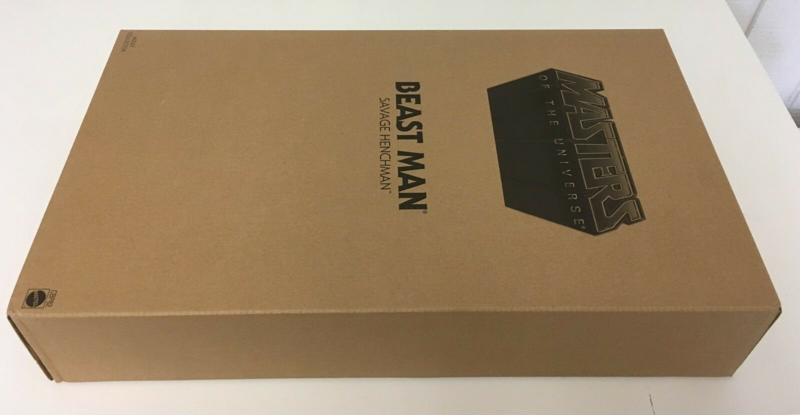 2014 Mattel Masters of the Universe Beast Man 12    Action Figure   Factory Sealed c8e75d