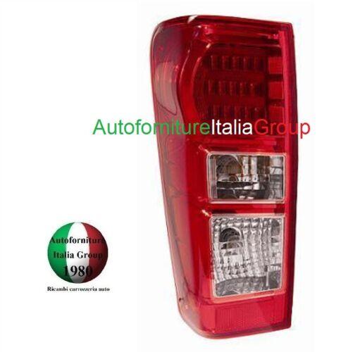 FANALE GRUPPO OTTICO POST SX S//PORTALAM A LED ISUZ D-MAX 12/> DAL 2012 IN POI