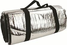 Thermo Survival Blanket - Thermal Reflective Blanket to Retain Body Heat Camping
