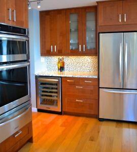 Ikea Grimslov Kitchen Cabinet Doors Drawer Faces Medium Brown