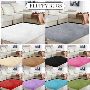 Anti-Skid-Fluffy-Rug-Shaggy-Area-Dining-Living-Room-Bedroom-Carpet-Floor-Mat-Rug