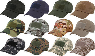 Military Low Profile Adjustable Tactical Operator Cap