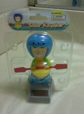 SOLAR POWER KAYAKER ...(●_●).(●_●).(●_●)..