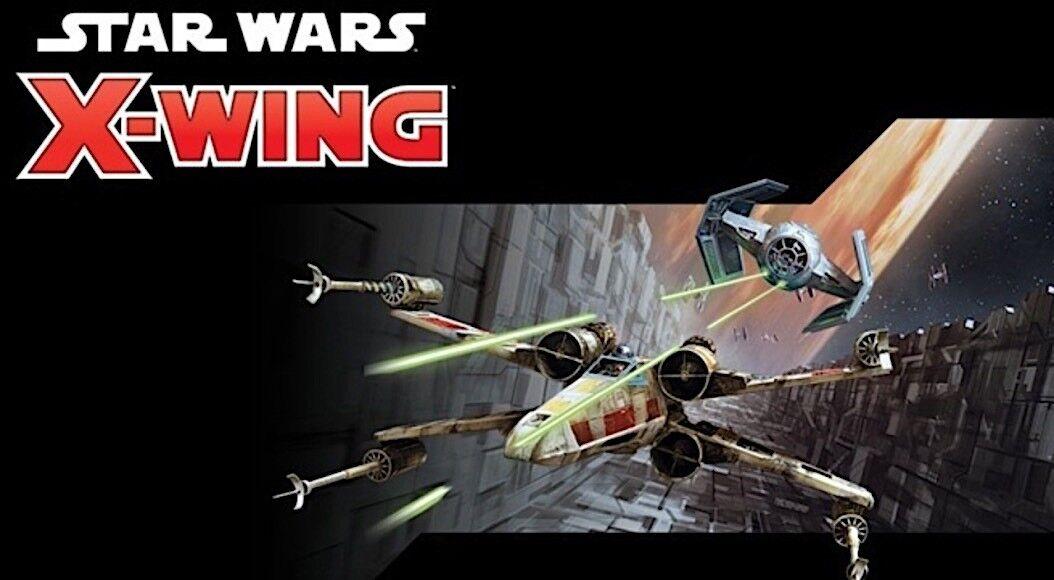 Star Wars X-Wing 2nd Edition - Multi-Listing - Fantasy Flight Games - FFG - NEW