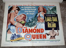 The Diamond Queen 1953 DVD - Fernando Lamas Arlene Dahl Gilbert Roland