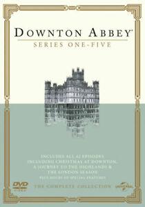 Downton Abbey: Series 1-5 (DVD, 2014, 5-Disc Set)