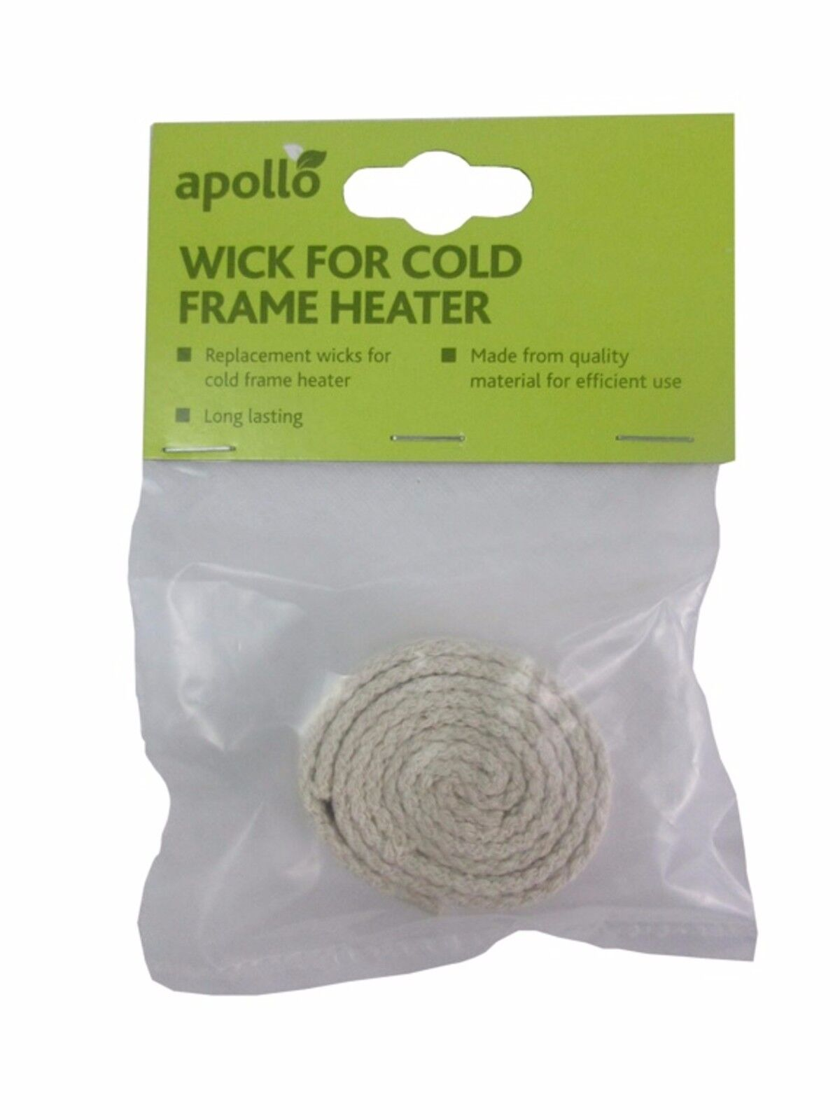 2 Wicks for Apollo and Parasene Large Cold Frame Greenhouse paraffin heater 586