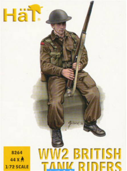 HÄT 1:72 FIGUREN 8308 British Heavy Dragoons