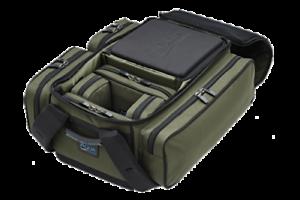 Aqua Products NEW Black Series Roving Rucksack Atom Concept Design Luggage
