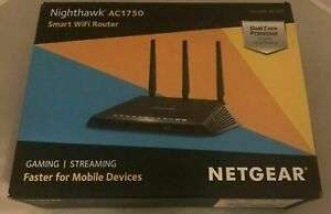 NETGEAR-R6700-Nighthawk-AC1750-Dual-Band-Smart-WiFi-Router-Gigabit-Ethernet